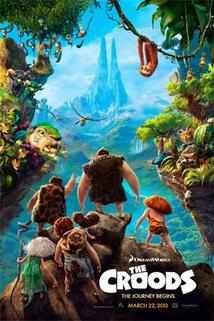 Plakát k filmu: Croodsovi 3D