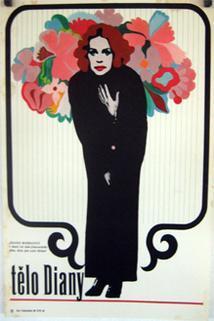 Plakát k filmu: Tělo Diany