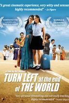 Plakát k filmu: Na konci světa doleva