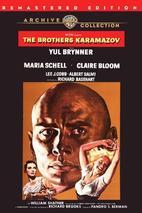 Plakát k traileru: Bratři Karamazovi