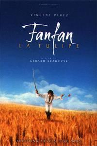 Plakát k filmu: Fanfán Tulipán