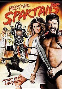 Tohle je Sparta!  - Meet the Spartans
