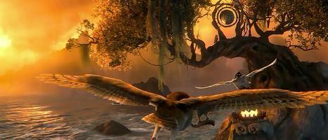 Legenda o sovích strážcích 3D