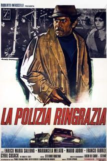 Plakát k filmu: Policie děkuje