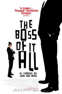 Plakát k filmu: Kdo je tady ředitel?