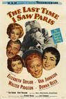 Když jsem naposledy viděl Paříž (1954)