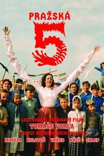 Plakát k filmu: Pražská pětka
