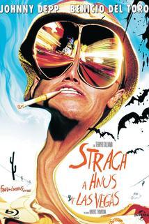 Plakát k filmu: Strach a hnus v Las Vegas