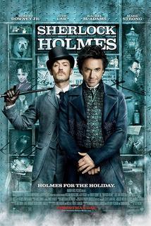 Plakát k filmu: Sherlock Holmes