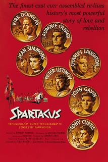 Plakát k filmu: Spartakus