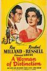 A Woman of Distinction (1950)