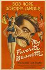 Má oblíbená brunetka (1947)