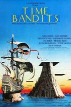 Plakát k traileru: Zloději času