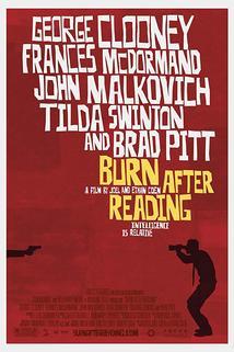 Plakát k filmu: Po přečtení spalte