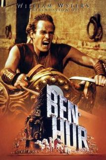 Plakát k filmu: Ben Hur