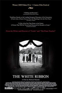 Plakát k filmu: Bílá stuha
