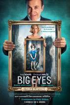 Plakát k traileru: Big Eyes - anglický trailer