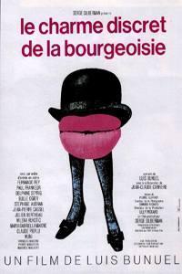 Plakát k filmu: Nenápadný půvab buržoazie