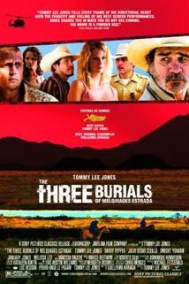 Plakát k filmu: Tři pohřby