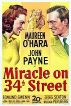 Plakát k filmu: Zázrak v New Yorku