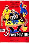 Trois font la paire, Les (1957)