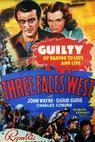 Tři tváře západu (1940)