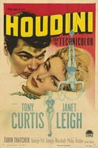 Plakát k traileru: Houdini