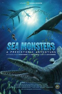 Plakát k filmu: Monstra oceánů 3D - Pravěké dobrodružství