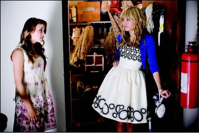 Hannah Montana: Ve filmu, Miley Cyrus, Emily Osment