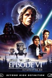 Plakát k filmu: Star Wars: Epizoda VI - Návrat Jediho