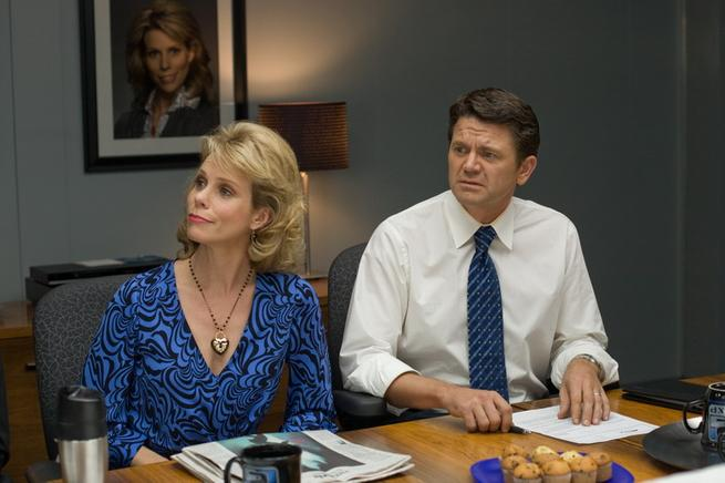 The Ugly Truth, Cheryl Hines, John Michael Higgins