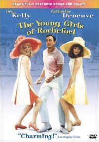 Plakát k filmu: Slečinky z Rochefortu