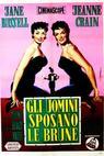 Pánové se žení s brunetkami (1955)