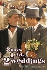 3 garçons, 1 fille, 2 mariages (2004)