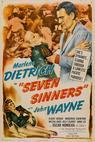 Sedm hříšníků (1940)