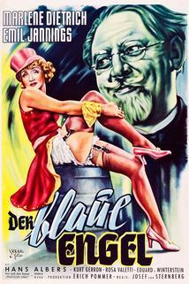 Plakát k filmu: Modrý anděl