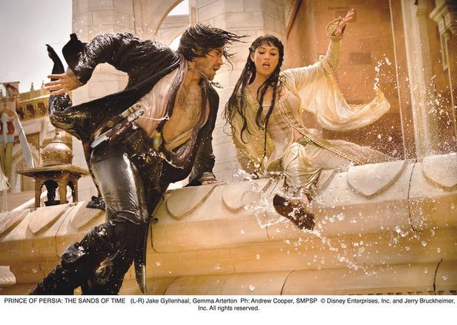 Prince of Persia: The Sands of Time, Jake Gyllenhaal, Gemma Arterton