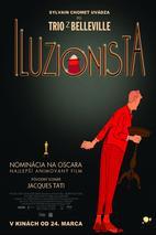 Plakát k traileru: Iluzionista (2010)