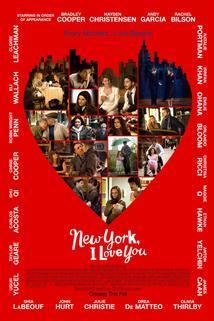 Plakát k filmu: New Yorku, miluji Tě
