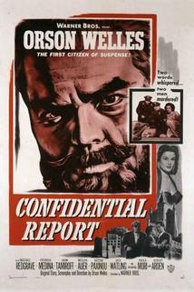 Plakát k filmu: Pan Arkadin - Důvěrná zpráva