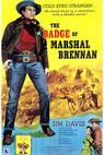 The Badge of Marshal Brennan (1957)