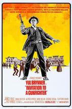 Plakát k traileru: Pozvánka pro pistolníka - hudební ukázka