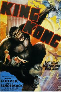 Plakát k filmu: King Kong