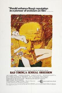 Plakát k filmu: Bad Timing
