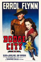 Plakát k filmu: Dodge City