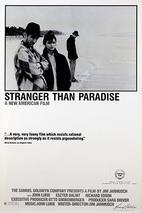 Plakát k filmu: Podivnější než ráj