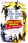 Tři slovíčka (1950)
