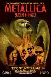 Plakát k filmu: Metallica – Some Kind of Monster