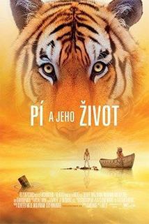 Plakát k filmu: Pí a jeho život 3D