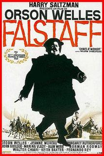 Plakát k filmu: Falstaff